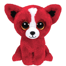 "Ty Beanie Boos Tomato the Chihuahua Plush 6"" 16cm Big Eyes Beanie Baby Plush Stuffed Collectible Soft Doll Toy(China)"