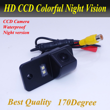 HD CCD Parking Assistance Special Car Rear View Camera Reverse Camera FIT FOR AUDI A3 A4 A5 A6 A6L Q7 S3 S4 RS4 RS6 S5 S6