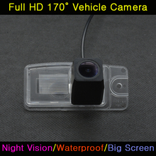 For Nissan X-Trail X Trail 2014 2015 Car HD CCD 520TV Night Vision Backup Rear View Rearview Reversing Camera Waterproof Parking(China)