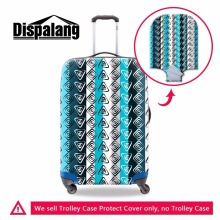 Dispalang simple design luggage protective fit case perfectly apply to 18~30 inch cases waterproof dustproof suitcase cover