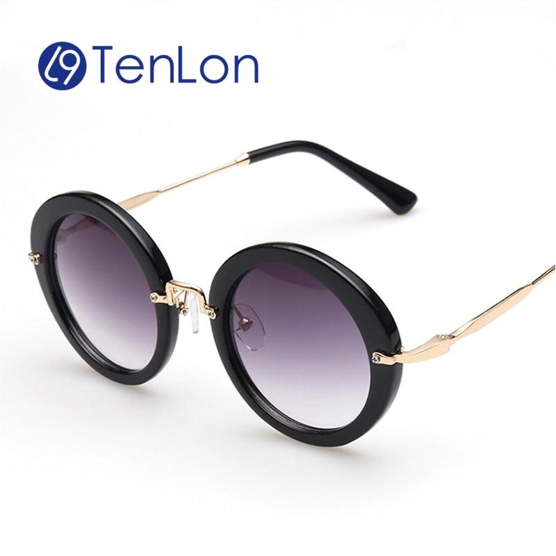 New Arrival!  Circle Vintage Sunglasses women / oculos de sol feminino sunglasses women brand designer Anti UV 400 glasses wz4-7<br><br>Aliexpress