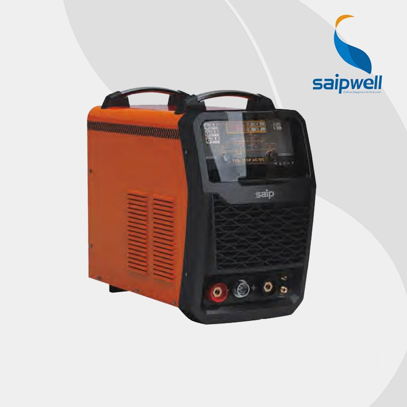 Saipwell portable electric inverter DC pulse current decay can adjustable welding machine TIG-315P AC/DC(China)