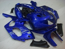Full Body Kits Thundercat 96 97 Fairing for YAMAHA YZF600R 96 97 1997 - 2007 Blue Bodywork YZF 600R 04 05