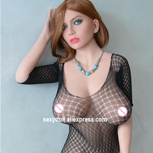 New 156cm sex doll realistic real silicone H cup big breast metal skeleton TPE tan natural white skin American European head