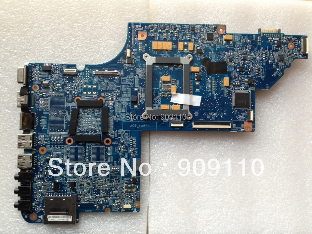 DV6 DV6-6000  integrated motherboard for H*P laptop DV6 DV6-6000 665352-001<br><br>Aliexpress