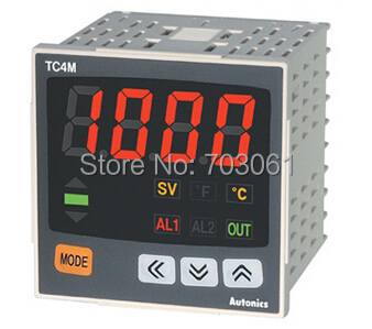 100-240VAC CE ROHS approve Autonics Temperature controller multi range Economical PID temperature controllers<br>