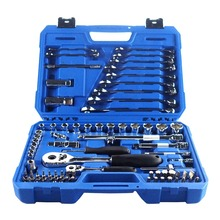 Free Shipping H01010 78Pcs Common Auto Household Maintenance Hand Tools Repair Tool Kit Combination Hand Tool