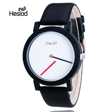 Female Students Korea Simple Personality Male Couple Wristwatches Leather Band Watches