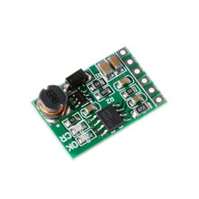 Lithium Battery Charger Discharger Board DC-DC Converter Step-up Module 4.5-8V To 5V/12V Integrated Circuits(China)