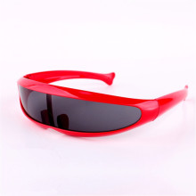 Men's Sunglasses X-Men Personality Laser Glasses Cool Robots Sun Glasses Driving Sunglass Goggles