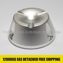 12000GS free shipping eas hard tag pencil detacher take anti-theft tag super magnet