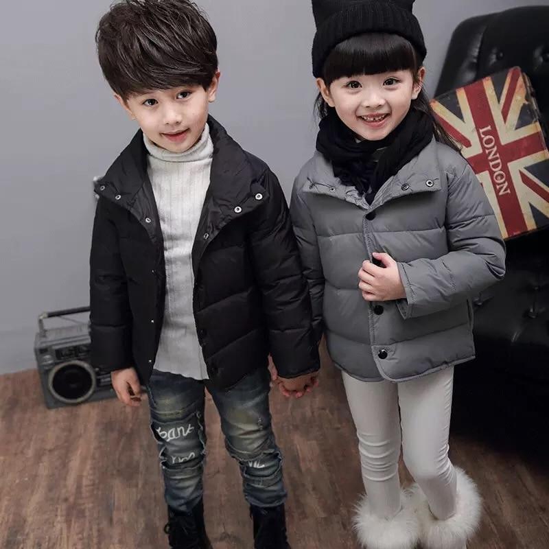 2017 Hot Sale Baby Girls Boys Winter Coat Long Sleeve Boys Winter Jacket WindProof Children Kids Winter Jacket 2 to 7 YearsОдежда и ак�е��уары<br><br><br>Aliexpress