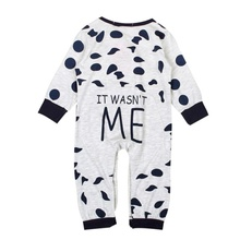 2016 new born baby clothes baby jumper clothing Infant Baby Boys Girls Jumpsuit Bodysuit Autumn Clothing Set Outfit best love