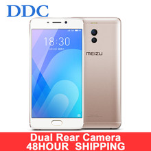 "Fast Shipping New Meizu M6 Note 3GB RAM 16GB ROM Snapdragon 625 Dual Rear Camera 16.0Mp 5.5"" 4000mAh Cellphone(China)"