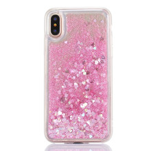 Buy Huawei Enjoy 7S P Smart Honor 6X Case Love Dynamic Bling Glitter Star Quicksand Soft TPU Cover GR5 2017 Mate 9 Lite Case for $2.02 in AliExpress store