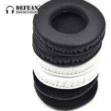Ear Pads Replacement Cushions For Yamaha YH100 YH Headphones black white velourFree shipping alistore(China)