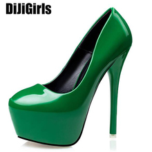 pink heels wedding shoes sexy green shoes womens pump high heel platform pumps party shoes women pumps  womens shoes heels X146