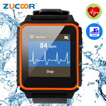 Men's Water Proof Swim Smart Watch Waterproof Smartwatch Phone Clock with Heart Rate SIM Sport Watch W08 for Android iPhone