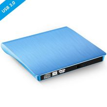 USB 3.0 External Drive DVD-ROM CD-RW DVD-RW Burner Player Portable Read slim for Laptop Windows7/8/10(China)