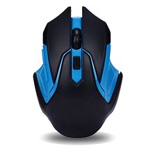 Malloom 2016 2.4GHz 3200DPI Professional 6 Keys USB Optical Wireless Gaming Mouse Gamer Mice For PC Laptop Computer Rato com fio