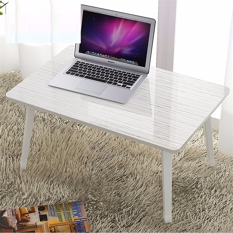 BSDT YST Simple notebook comter desk with folding bed dormitory artifact lazy study table FREE SHIPPING<br>