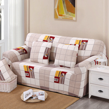 thicker sofa cover elastic universal  Wrap the entire sofa  Slipcover for couch corner/arm chair/ loveseat /Chaise bedroom sofa