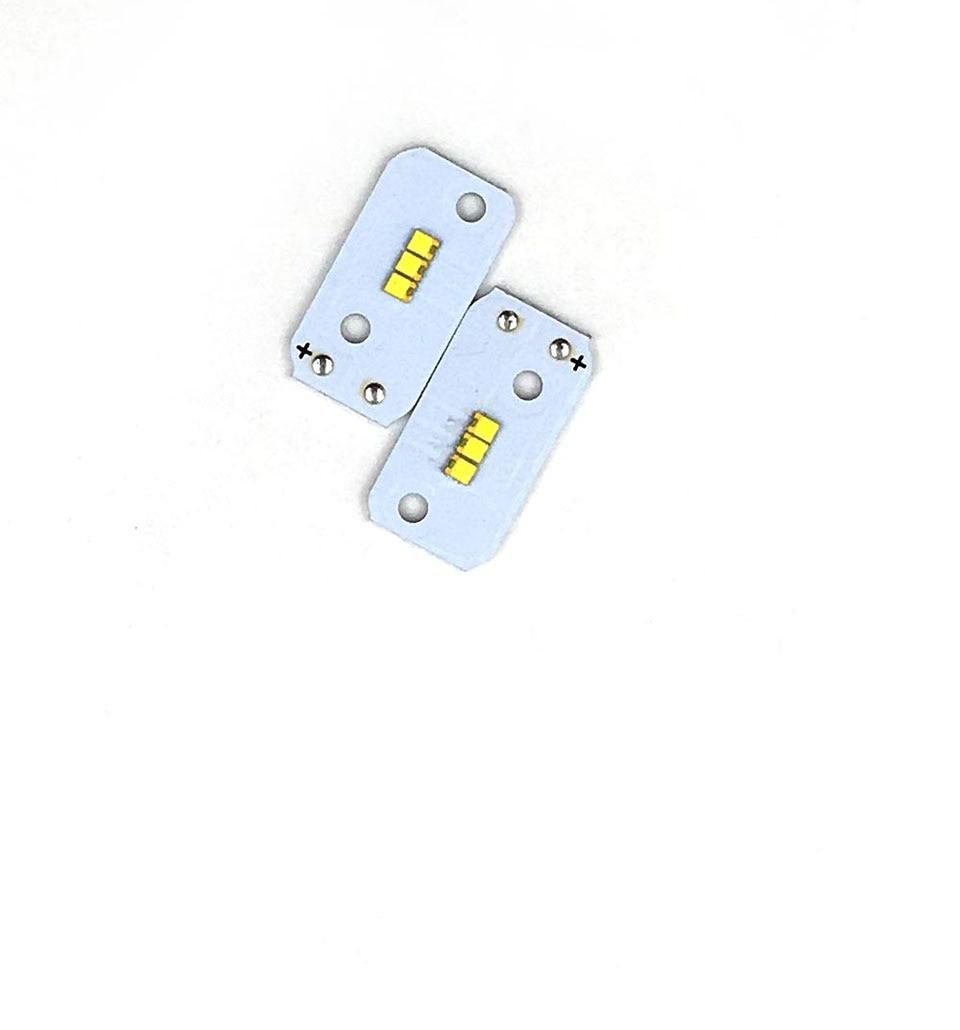 ZES COB LED Chip for X3 Car Headlight Bulbs H1 H3 H4 H7 9005 9006 880 H13 9004 9007 Auto Headlamp Light Source X3 ZES Chip (5)