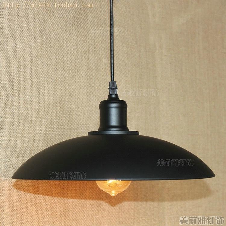 Luminaire Loft Style Industrial Pendant Lighting Lampen Fixtures American Nordic Retro Bombilla Eidson Vintage Lamp<br>