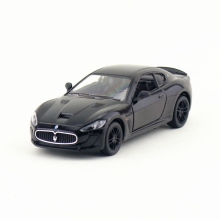 KINSMART Diecast Model/1:38 Scale/2016 Maserati GranTurismo MC Stradale toy/Pull Back Car/Children's gift/Educational Collection(China)