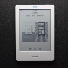 Good condition Kobo touch N905A ebook reader good condition 2GB WIFI online book store E-ink screen not kindle