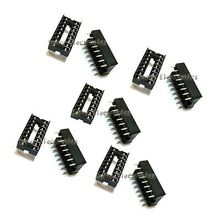 20PCS New 16 pin DIP IC Sockets Adaptor Solder Type