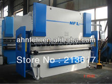 Hydraulic press brake WC67Y-100/3200,Hydraulic press break 100 tons,Hydraulic press brake 3200mm Long for binding capacity 5mm