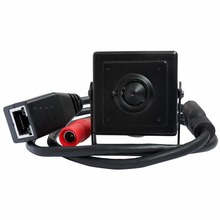 1080P 2.0Megapixel 3.7mm Pinhole Industrial Mini IP Camera,Support Mobile Remote Viewing Mini Hidden Network Camera
