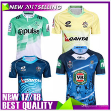 Free shipping NRL National Rugby League top quality 2017 Australia Sydney Roosters Rugby Jerseys 9S rugby shirts Roosters Jersey(China)
