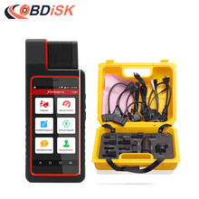 Yellow Case Launch X431 Diagun IV Diagnotist Tool Free Update Online X-431 Diagun IV Code Scanner DHL free