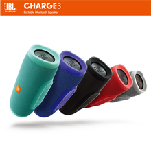JBL Charge 3 Wireless Bluetooth Speakerphone Waterproof Portable Music Speakers Small Sound Box Kaleidoscope Multiple Audio New(China)