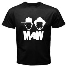Masters At Work Production House Logo Men's Black T-Shirt Size S M L XL 2XL T Shirts Short Sleeve Leisure Fashion Summer