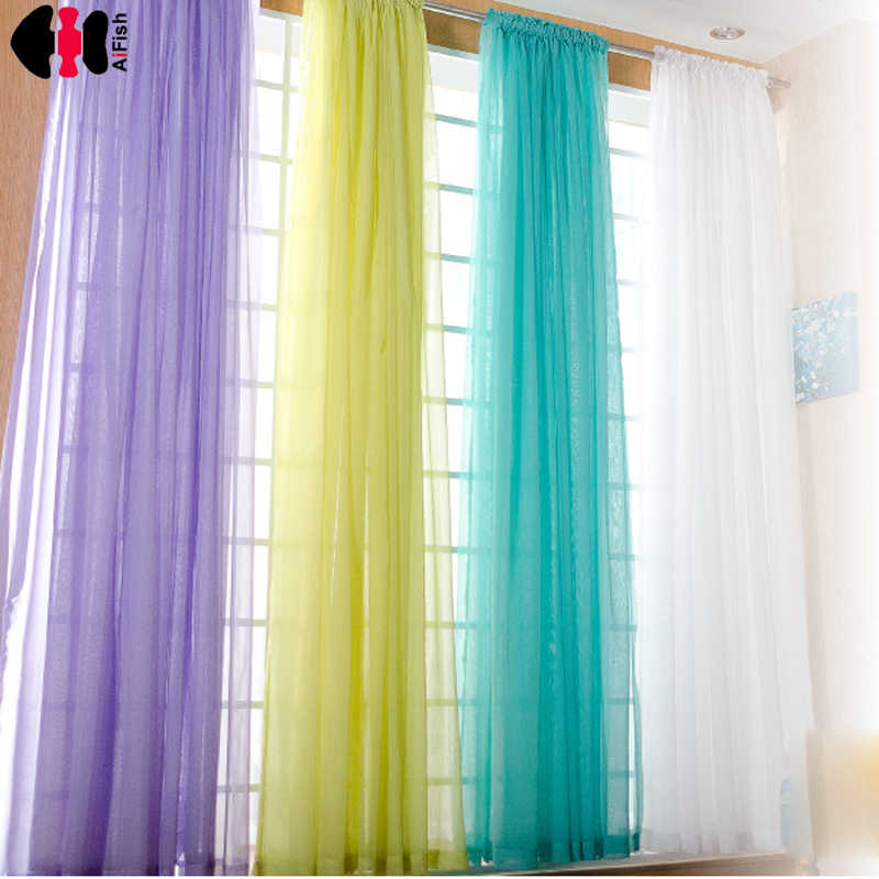 New Arrival Plaid Printed Simple Room Decor small window shades Cloth Window Drapes for trellis curtain Bedroom Study WP184A