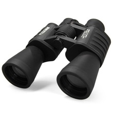 Army 10X50 HD High-Powered Surveillance Binoculars Performance Optics Telescope for hiking camping clambing hunting travel(China)