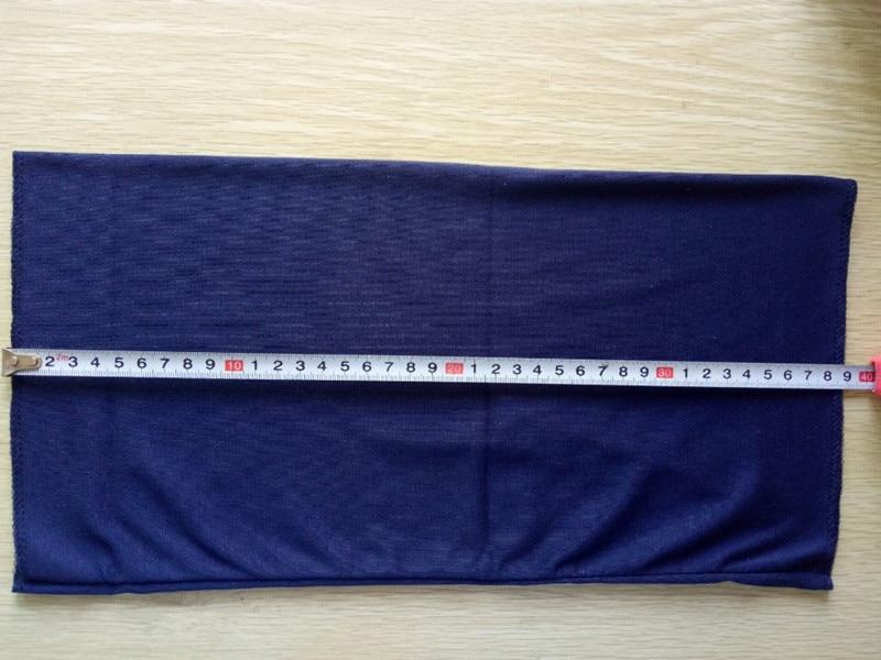A scarf length