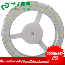 FREE SHIPPING-9W, SMD3528,E27,LED Circular Tube/LED circle light/LED Ring lam/LED Ring light