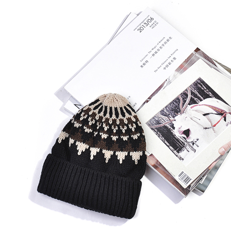 4colour Spell color stripe wool hat women girls fashion autumn and winter warm knit caps crimping head cap free shippingОдежда и ак�е��уары<br><br><br>Aliexpress