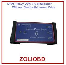 DHL Free Super DPA5 Dearborn Protocol Commercial Maintence As Nexiq  DPA 5 Diesel Truck Diagnostic tool Full Set