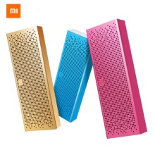 Original Xiaomi Mi Bluetooth Speaker Handsfree Wireless Speaker Stereo Mini Portable Bluetooth Speaker Phone iphone