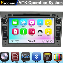 MTK3360 Car DVD Player For Opel Vectra 2003 2004 2005 2006 2007 2008 Opel Corsa with 800MHz CPU Dual Core Bluetooth Radio GPS