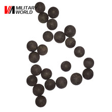 200pcs/pack 10MM Slingshot Beads Bearing Mud Balls Beads For Hunting Slingshot Ammo Tactical CS Wargame Balls Accessories!