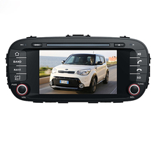NaviTopia Wince 6.0 Car Multimedia Player For KIA Soul 2014 2015 2016 Car DVD Auto Video Player GPS Navigation Radio Bluetooth