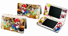 Super Mario Party 110 Vinyl Skin Sticker Protector for Nintendo DSI XL LL for NDSI XL LL skins Stickers