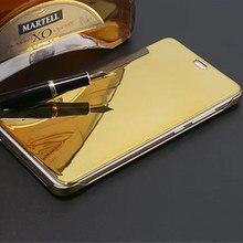 Luxury PC Mirror Flip Case Xiaomi Redmi Note 4 Cases Redmi Note 4X Clear View Smart Protective Cover Redmi Note 4 4X