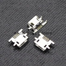 10pcs Micro USB Jack Connector Female 5 pin Charging Socket For Sony Xperia M C1904 C1905 C2004 C2005